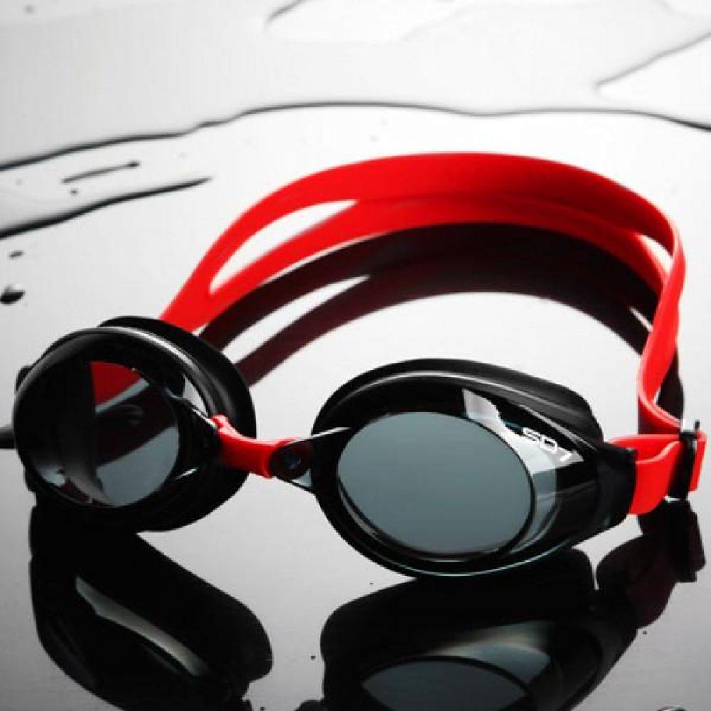 SGL-930_BKRD SD7 일반용 수경 수영용품 물안경 남자수경 여자수경 성인물안경