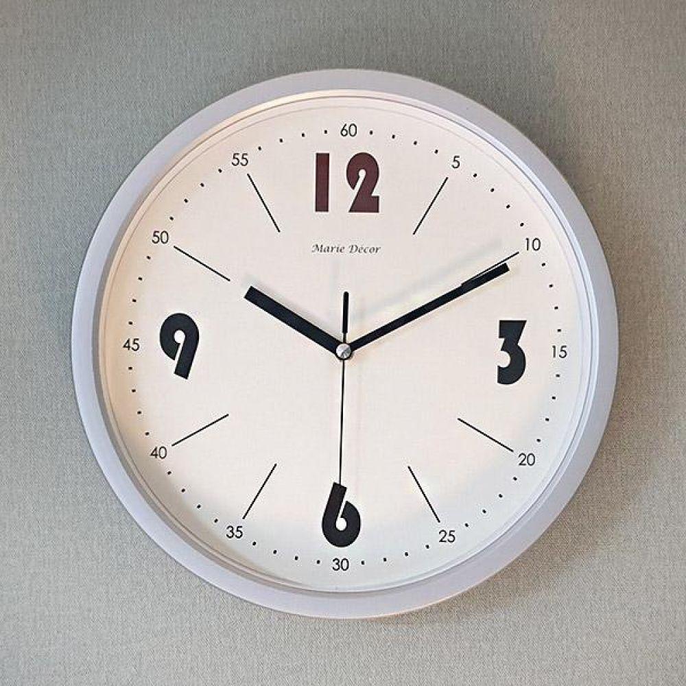 모던트웰브 무소음 벽시계 벽시계 벽걸이시계 인테리어벽시계 예쁜벽시계 인테리어소품