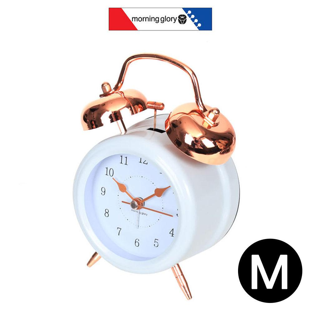 모닝글로리 로즈골드 알람시계 (M) 알람시계 탁상시계 디지털 시계 알람