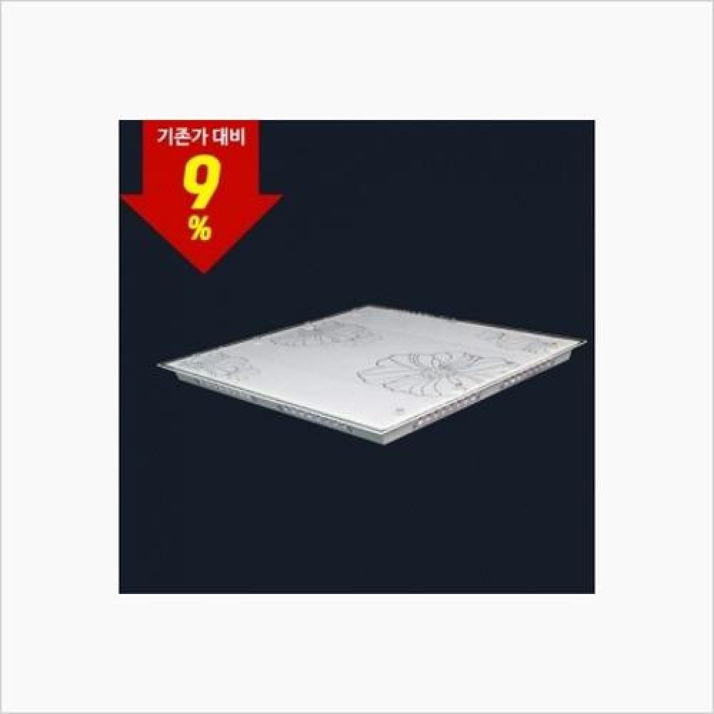 인테리어조명 크리스탈유리 4등 LED거실등 100W 인테리어조명 무드등 백열등 방등 거실등 침실등 주방등 욕실등 LED등