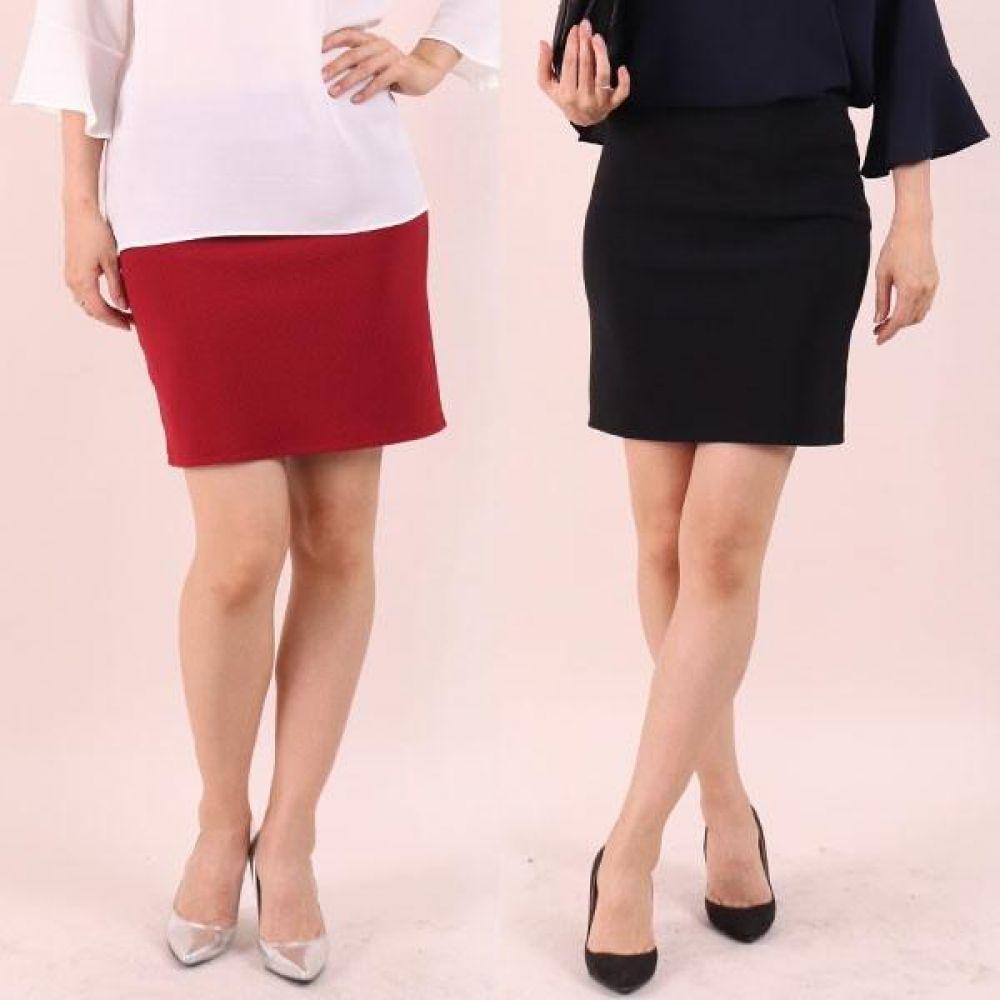 빅사이즈 910 코드 스판 미니스커트 DWW6535 빅사이즈 여성의류 미시옷 임부복 910소매퍼프롱원피스DZY6750