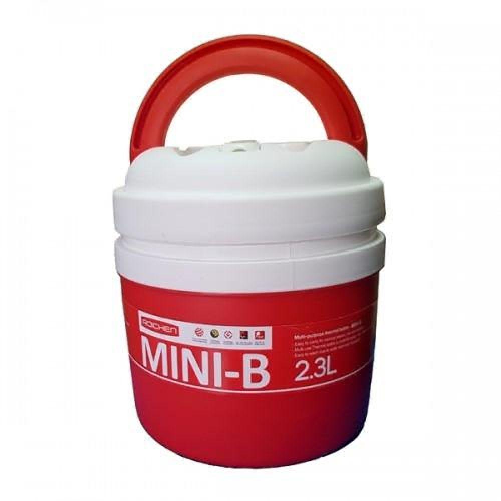 미니비 보온 보냉용기 2.3L 휴대용 보온용기 보냉용기 보온용기 보냉컵 보온컵 죽용기
