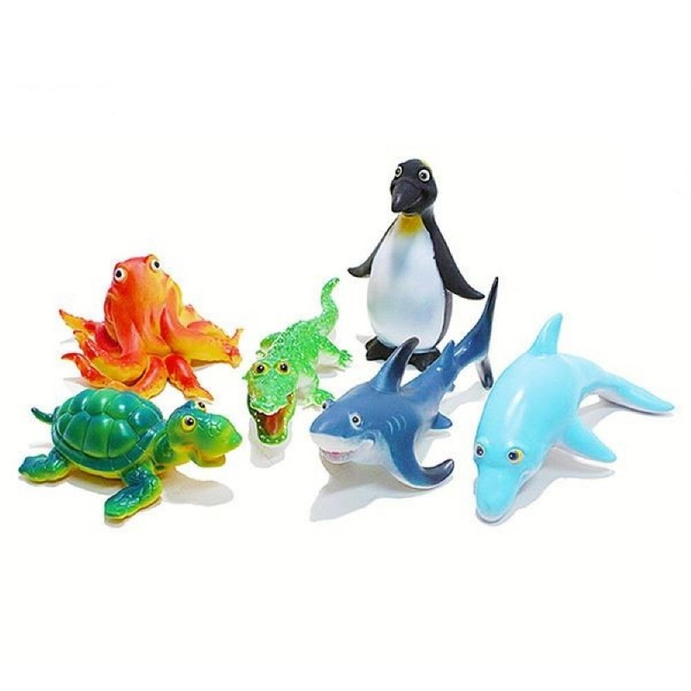 어린이날 어린이집 놀이 교구 소프트 해양 6종세트 완구 어린이집 유아원 초등학교 장난감