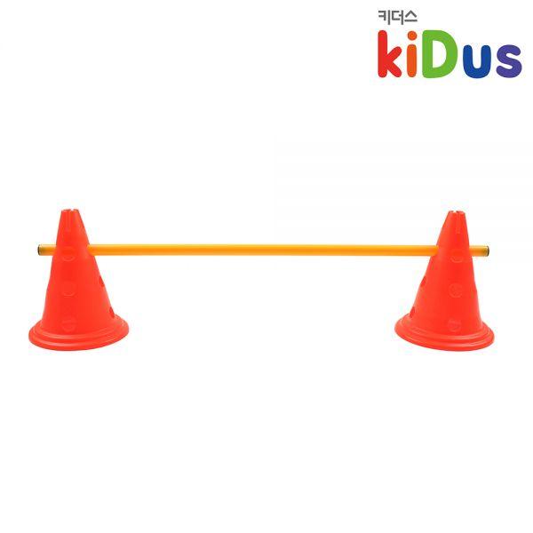 [키더스] 허들콘 시스템 30cm 유아체육 축구 접시콘 칼라콘 안전용품 트레이닝