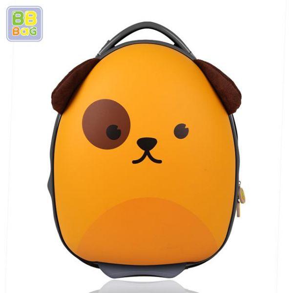 캐리어 강아지 비비백 캐릭터가방 윌리엄가방 생일선물 유치원 유아가방 아동가방 백팩 미아방지용 캐리어