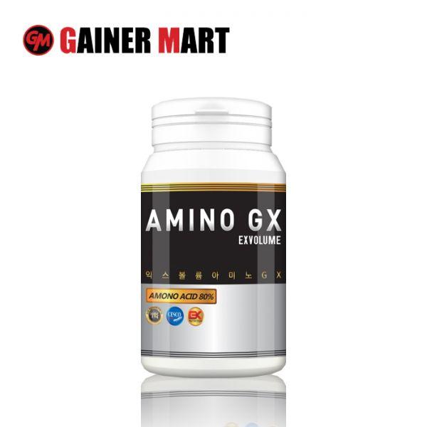 [게이너마트] 익스볼륨 아미노GX 보충제 게이너마트 단백질 쉐이크 운동