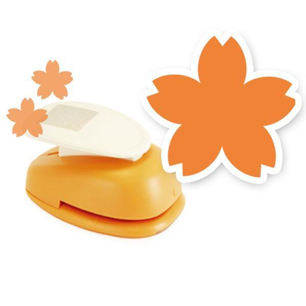 모양펀치 R-50(펀칭규격50mm이내) 394 벚꽃 모양펀치 미니펀칭기 펀치 모양만들기 공예