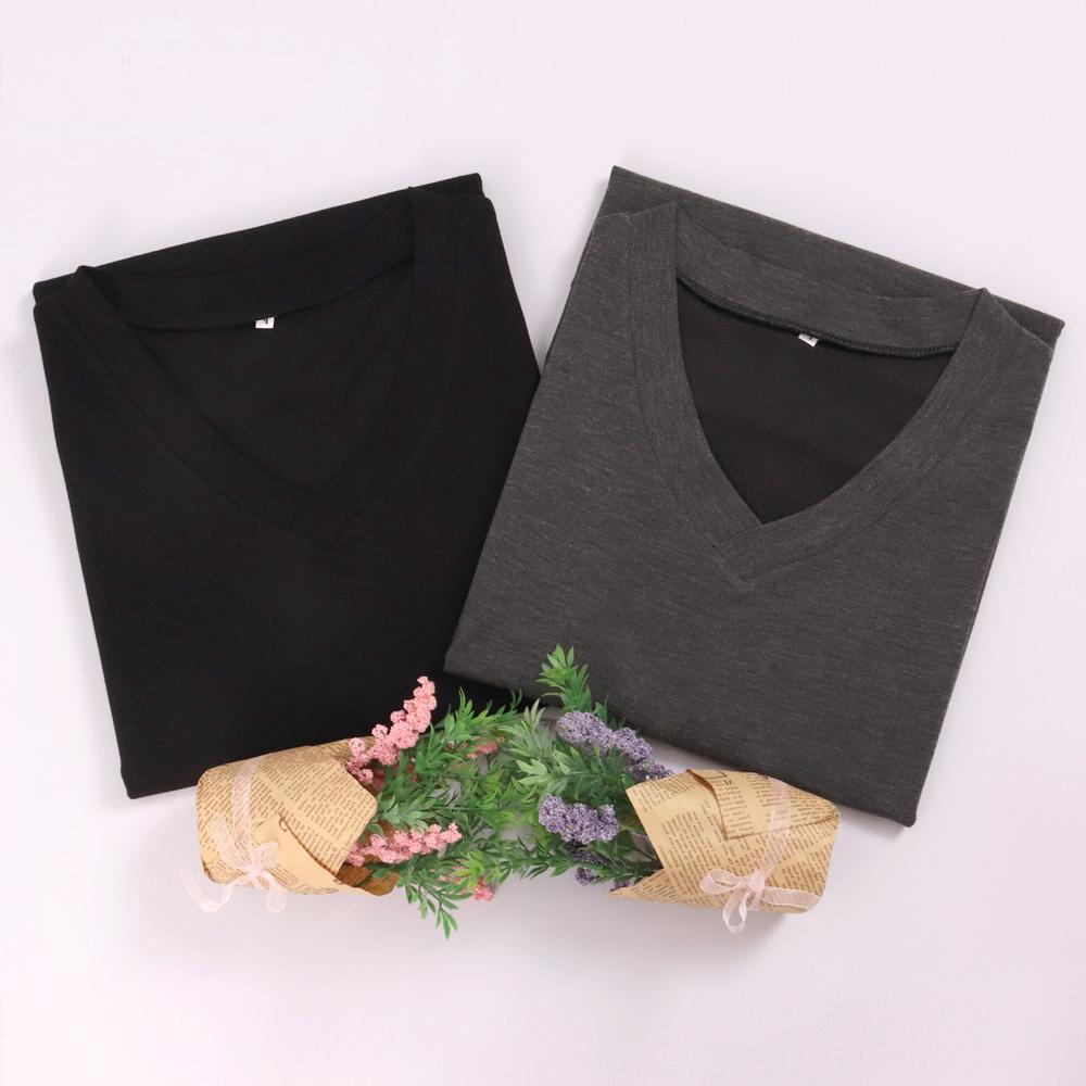 미시옷 3300L910 심플 브이 베스트 WW 빅사이즈 여성의류 빅사이즈 여성의류 미시옷 임부복 브이모던언발조끼