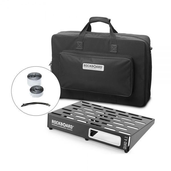 이펙터 소프트케이스 4.1 페달보드 RockBoard Gig Bag 이펙터케이스 페달보드케이스 이펙터가방 페달케이스 페달보드 이펙터페달보드