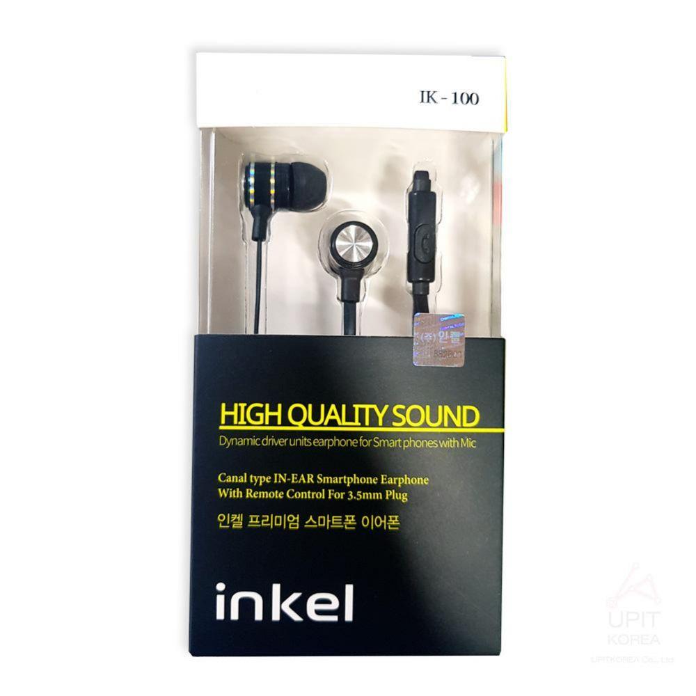 IK-100 인셀 이어셋 -BK_2920 생활용품 가정잡화 집안용품 생활잡화 잡화