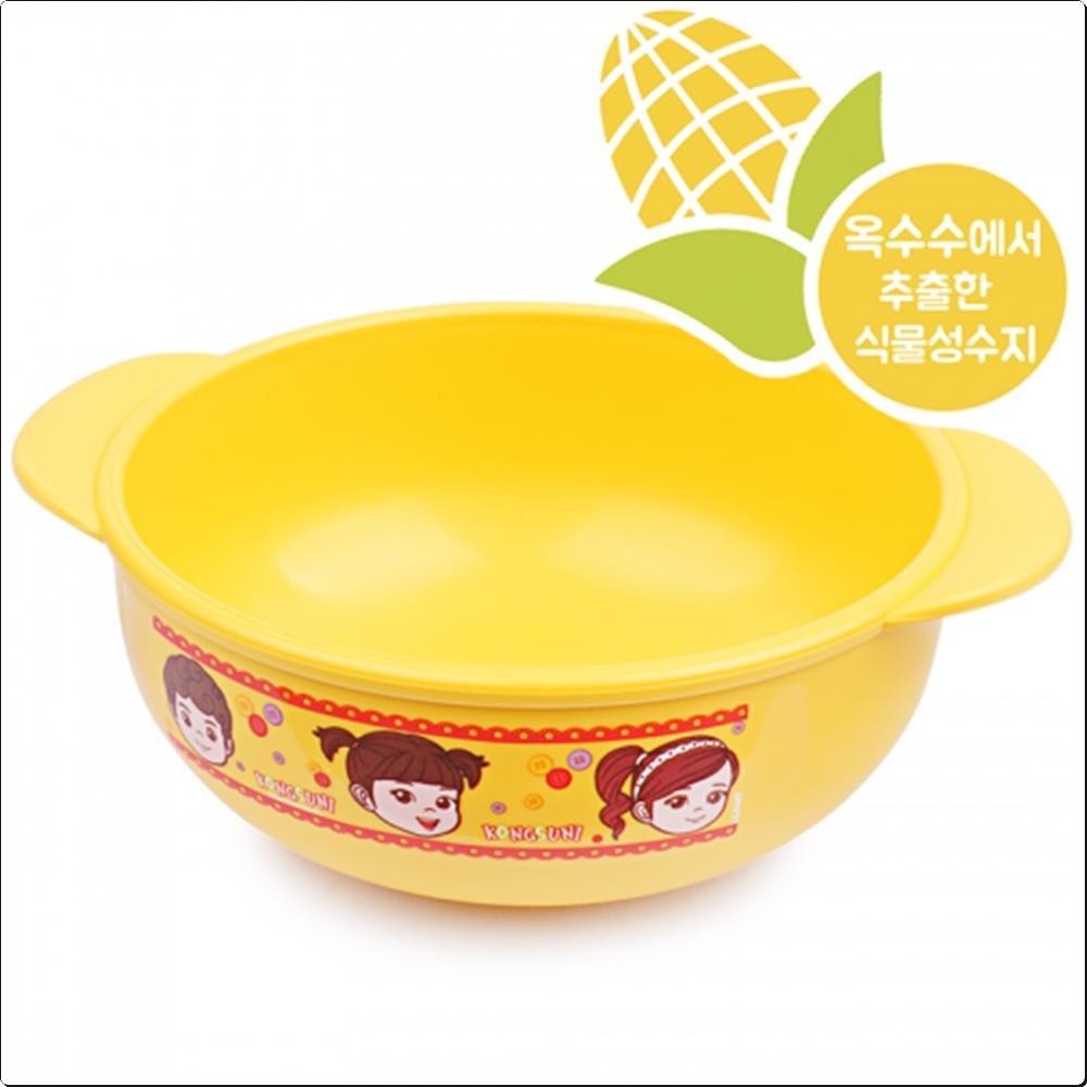 콩순이 옥수수볼 (대접 그릇)(552438) 캐릭터 캐릭터상품 생활잡화 잡화 유아용품