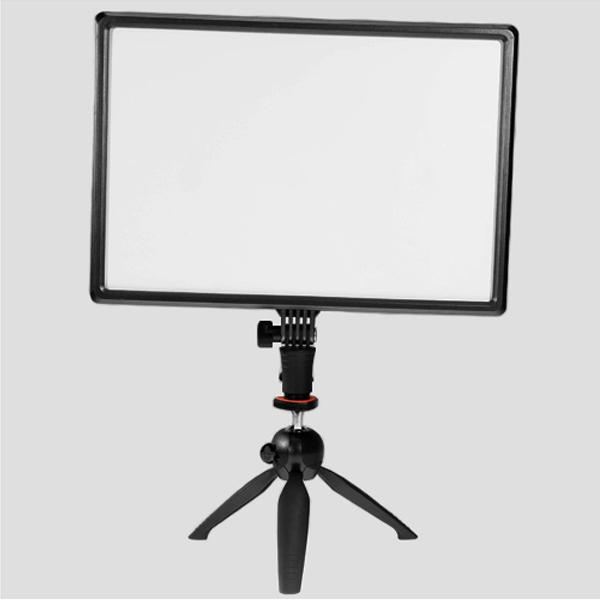 호루스벤누 룩스라이트43 (면광원LED패드/삼각대포함) 카메라조명 룩스라이트 룩스패드 촬영조명 영상촬영