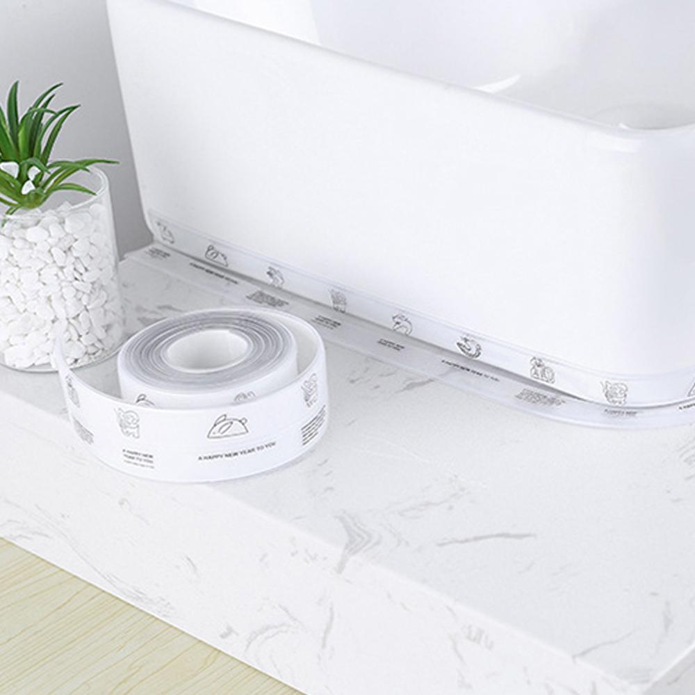 테잎 애니멀 방수 테이프 틈새 실링 욕실 곰팡이 보호 테이프 테잎 방수테이프 실링테이프 방수테잎