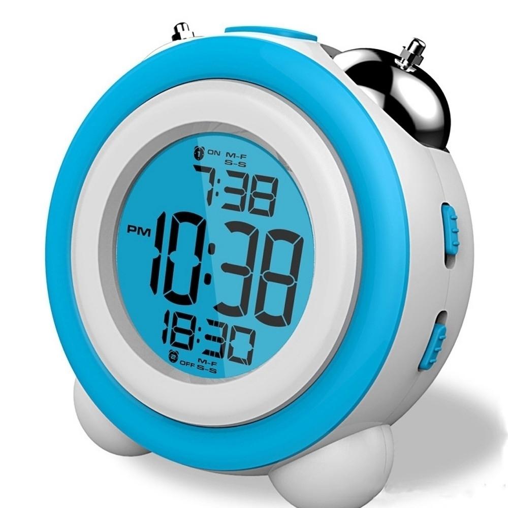 자명종 LCD 시끄러운 알람시계 5컬러 시계 탁상시계 시계 탁상시계 LCD시계 알람시계 무소음시계 무소음알람시계 탁상알람시계 자명종알람시계 해머종알람시계 탁상디지털시계 디지털시계 시계 탁상시계 LCD시계 알람시계 무소음시계