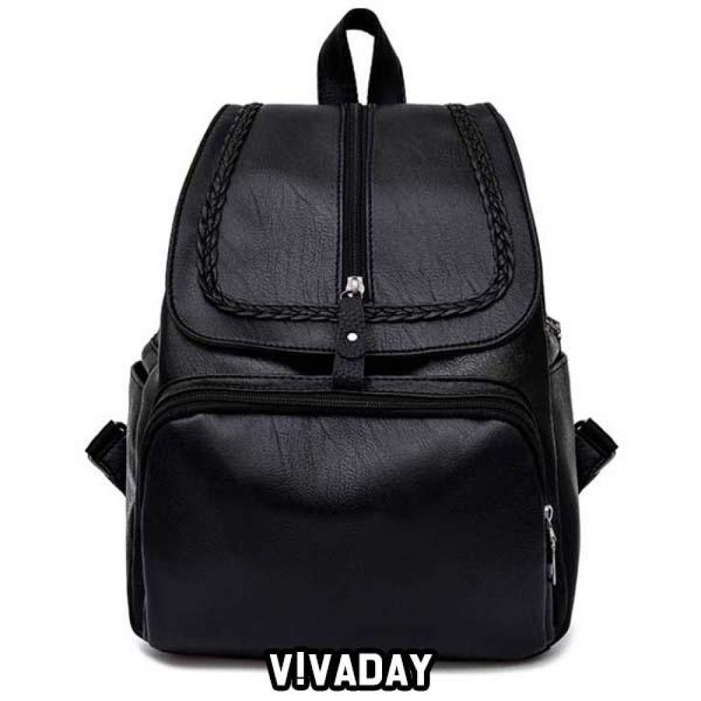 LEA-A204 스티치백팩 숄더백 토트백 핸드백 가방 여성가방 크로스백 백팩 파우치 여자가방 에코백