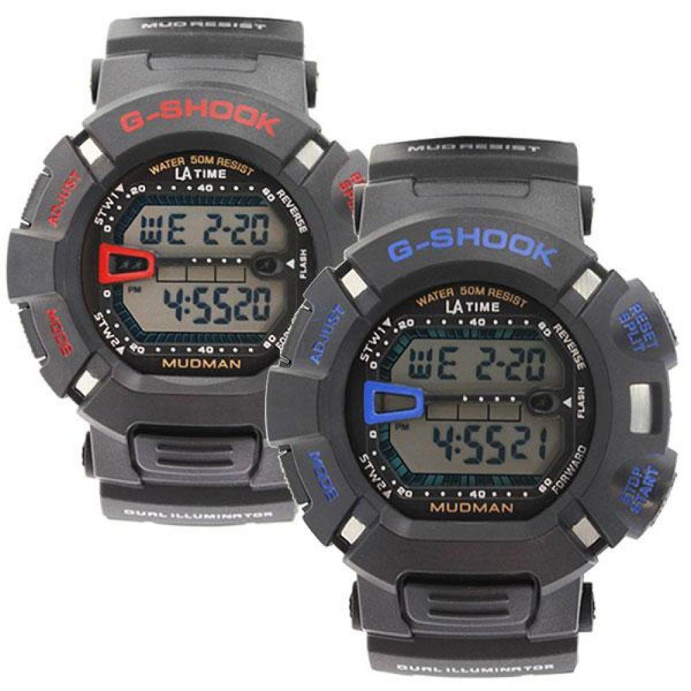 LA TIME 손목시계 338 스포츠손목시계 방수손목시계 군인시계 군용손목시계 군인손목시계