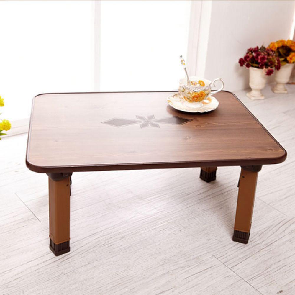 대일 엔틱티테이블 소 접이식좌탁 밥상 좌탁 상 밥상접이식 테이블 좌탁 접이식밥상 접이식테이블