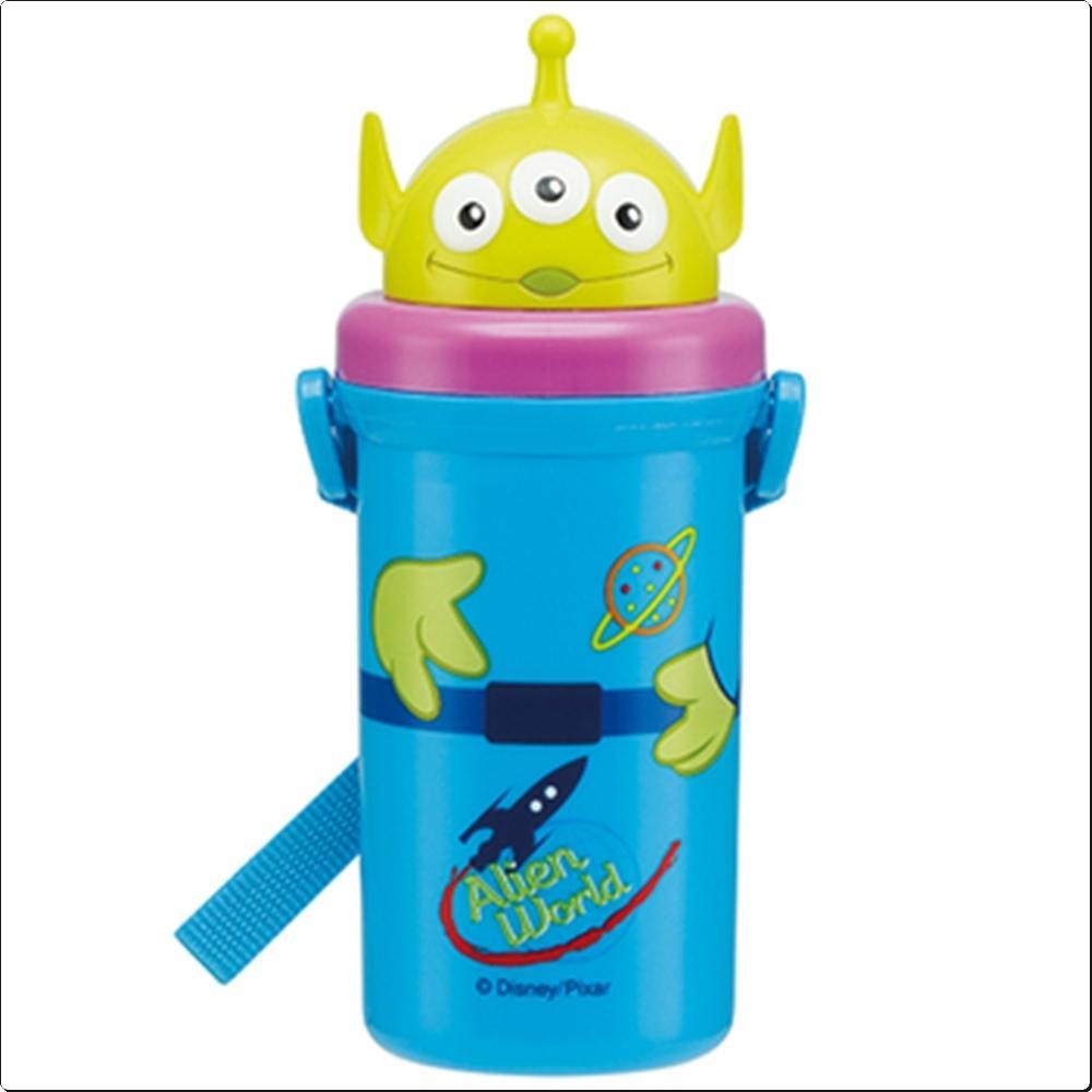 디즈니 에어리언 다이컷 빨대 물통 500ml(알린) 캐릭터 캐릭터상품 생활잡화 잡화 유아용품