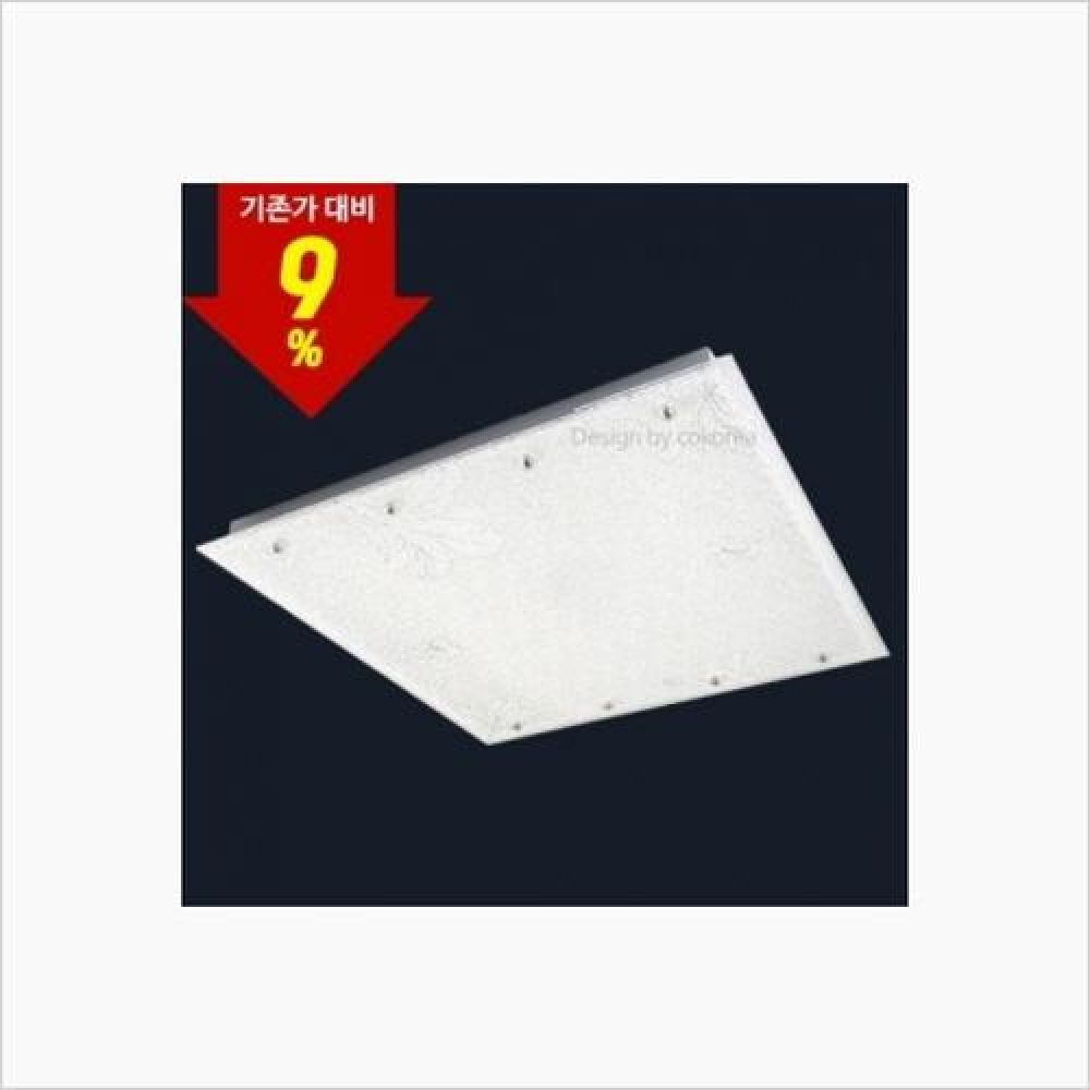 인테리어 홈조명 플라워 4등 LED거실등 100W 인테리어조명 무드등 백열등 방등 거실등 침실등 주방등 욕실등 LED등 평면등