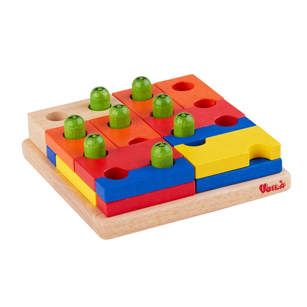 선물 2살 3살 유아 장난감 퍼즐1 어린이 아이 조카 장난감 3살장난감 4살장난감 5살장난감 5세장난감