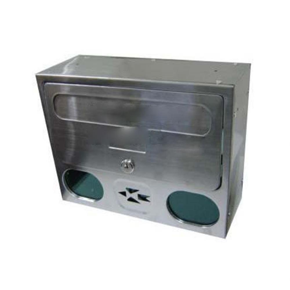 우편함-스텐大(전체재질 스텐) 생활용품 철물 철물잡화 철물용품 생활잡화