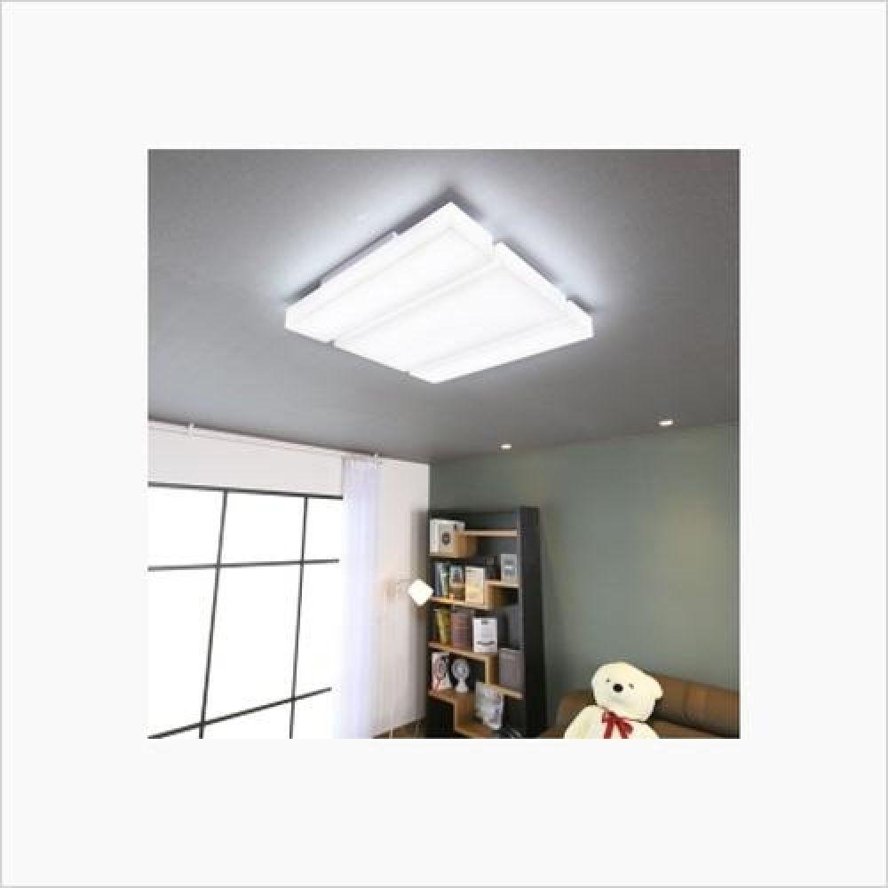 인테리어 홈조명 샤이닝 4등 LED거실등 120W 인테리어조명 무드등 백열등 방등 거실등 침실등 주방등 욕실등 LED등 평면등