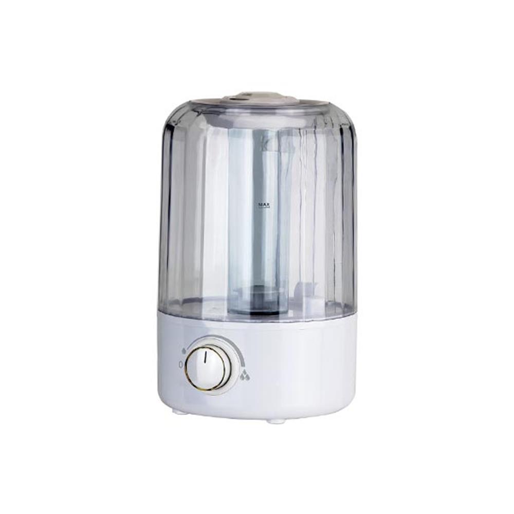 가습기 화이트 1406NB 듀얼 초음파 계절가전 탁상용 탁상용 미니가습기 습도조절 탁상용가습기 원룸가습기