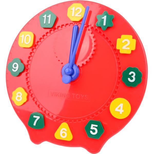 바이킹토이즈 시계놀이 기프트박스(81108)