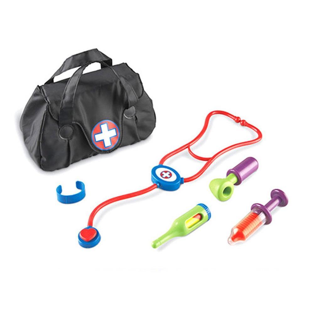 선물 어린이 아이 과학 학습 교구 의사놀이 왕진가방 유아원 장난감 학습교구 교구 놀이교구