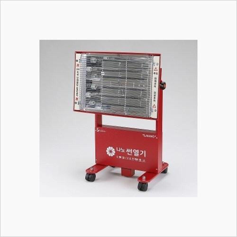 나노 산업용 히터 썬열기 레드 6.5kg 히터 열풍기 산업용히터 가정용히터 썬열기
