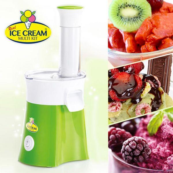 생과일 아이스크림 제조기 멀트키트 펠리시타 리얼 멀티킷 팥빙수 빙수제조기