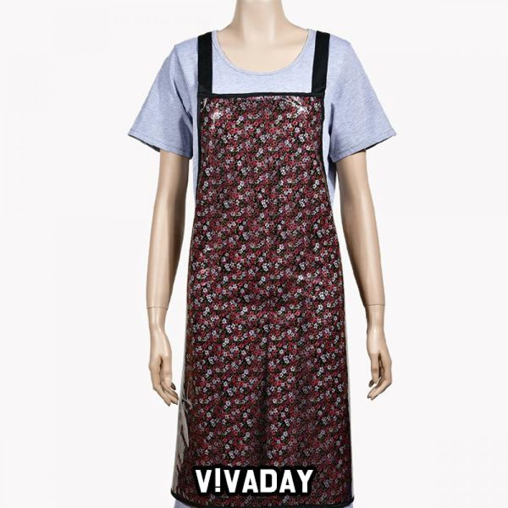 VIVADAY-SC332 방수 멀티 패턴 앞치마 앞치마 주방 주방용품 주방앞치마 여성앞치마 여자앞치마 요리 저녁