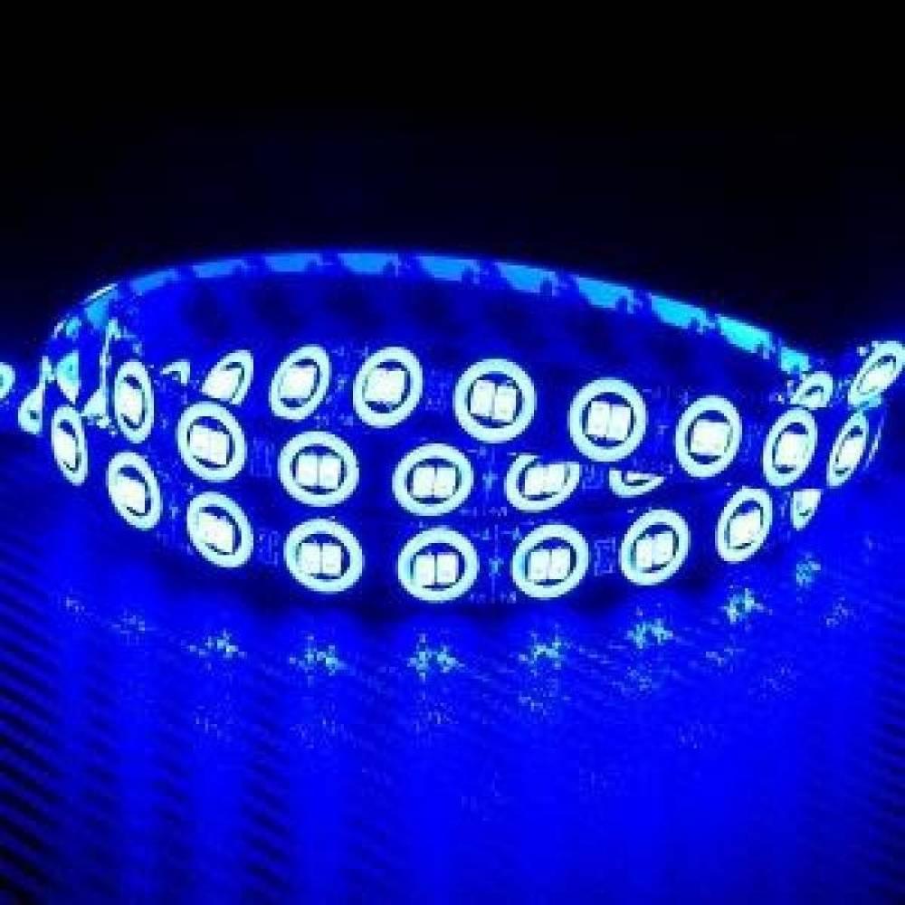 12V용 5730 BIG EYE(왕눈이) LED바 블루LED - (11cm단위길이기본연결발송) LED바 LED램프 스마일등LED 아이라인LED 5M LED바