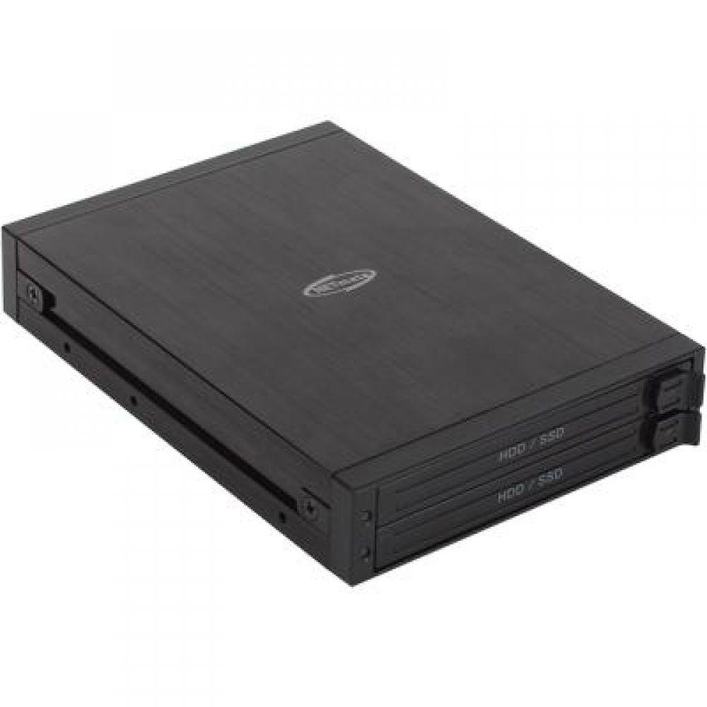 2베이 2.5 SATA 하드랙 모바일랙 컴퓨터용품 PC용품 컴퓨터악세사리 컴퓨터주변용품 네트워크용품 하드렉 HDD SSD 모바일랙