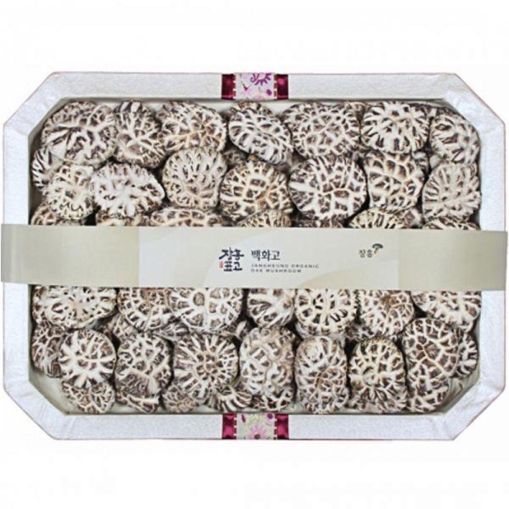 백화고특호 (중)800g 쇼핑백 보자기포장 식품 농산물 채소 표고버섯 선물세트