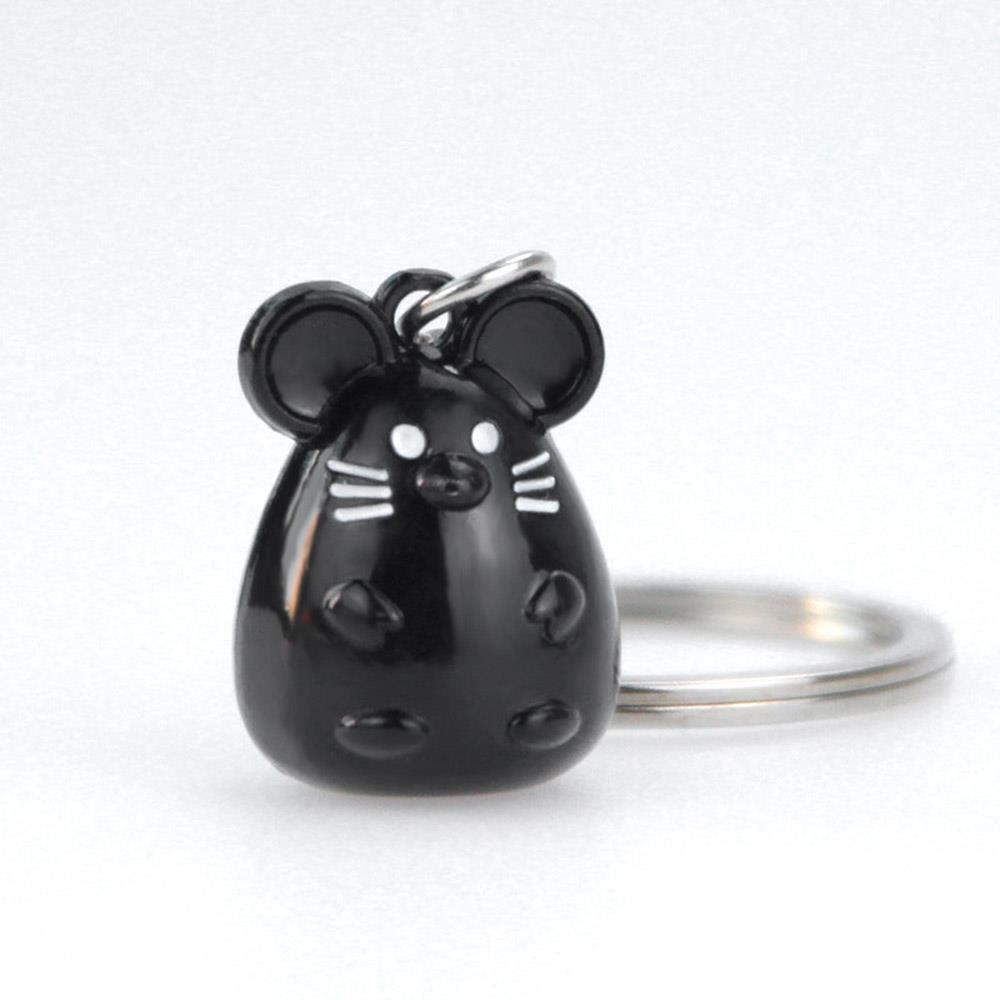 큐티 쥐열쇠고리 블랙 판촉열쇠고리 선물용열쇠고리 열쇠고리 차량열쇠고리 스마트키링 판촉열쇠고리 선물용열쇠고리