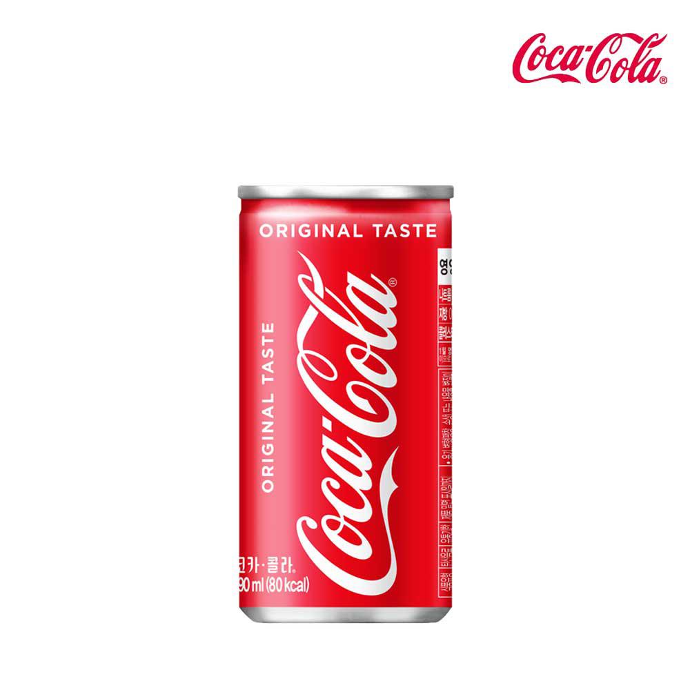 탄산음료 코카콜라 190ml X 30개 (일반용) 탄산음료 코카콜라 코카콜라제로 코크 음료수