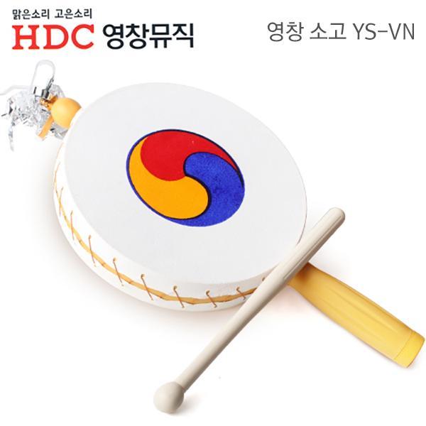 영창 소고 (YS-9) 전통소고 소고 영창악기 교육용악기 학용품