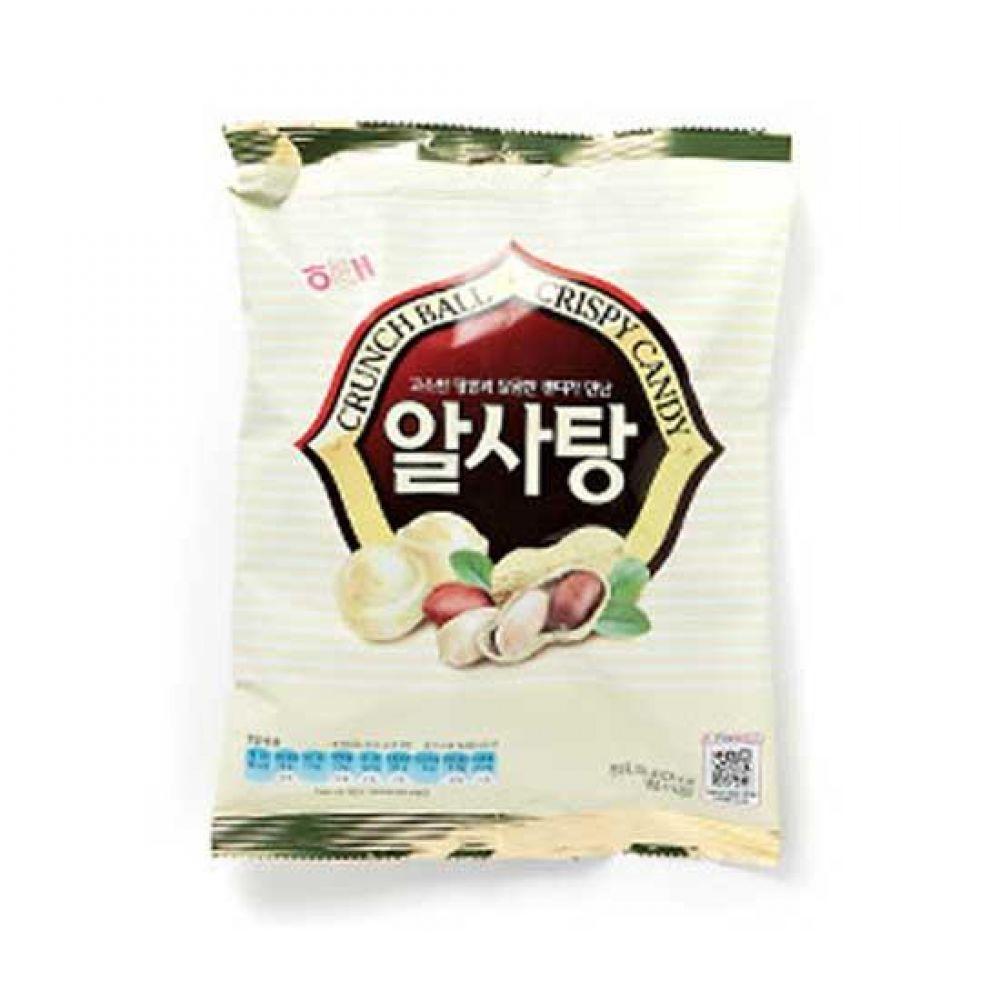 (사탕)해태 알사탕(225g)x10봉 사탕 캔디 사탕도매 대용량사탕 알사탕