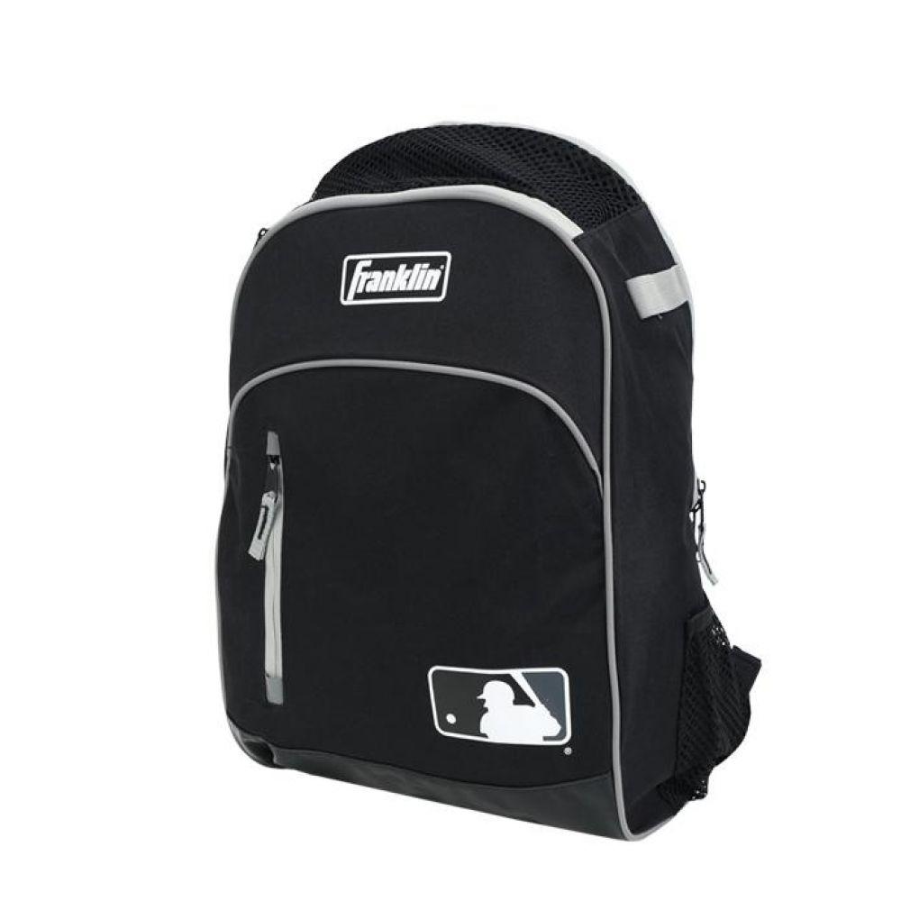 프랭클린 유소년 MLB 배트백팩 블랙 야구가방 야구가방 야구장비가방 유소년야구백팩 야구백팩 야구배트백팩