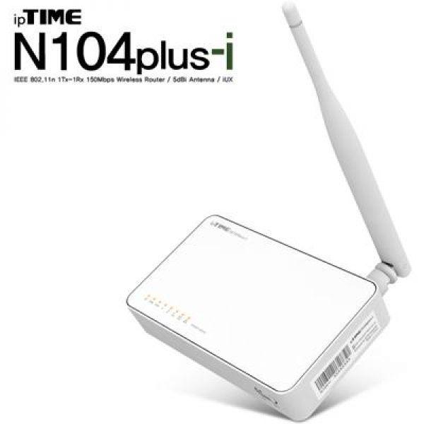N104 plus_i유무선IP공유기 컴퓨터용품 컴퓨터주변기기 공유기 유무선공유기 와이파이