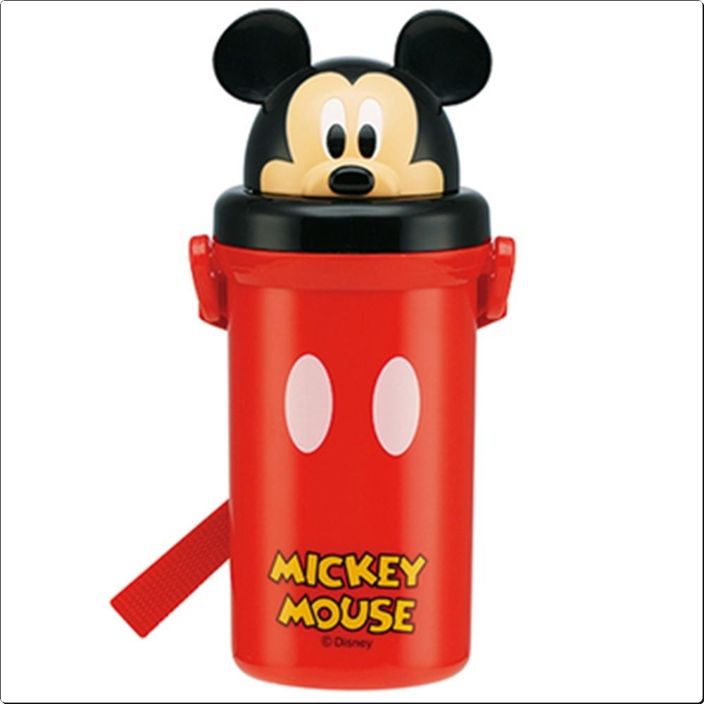 디즈니 미키마우스 다이컷 빨대 물통 500ml(268489) 캐릭터 캐릭터상품 생활잡화 잡화 유아용품