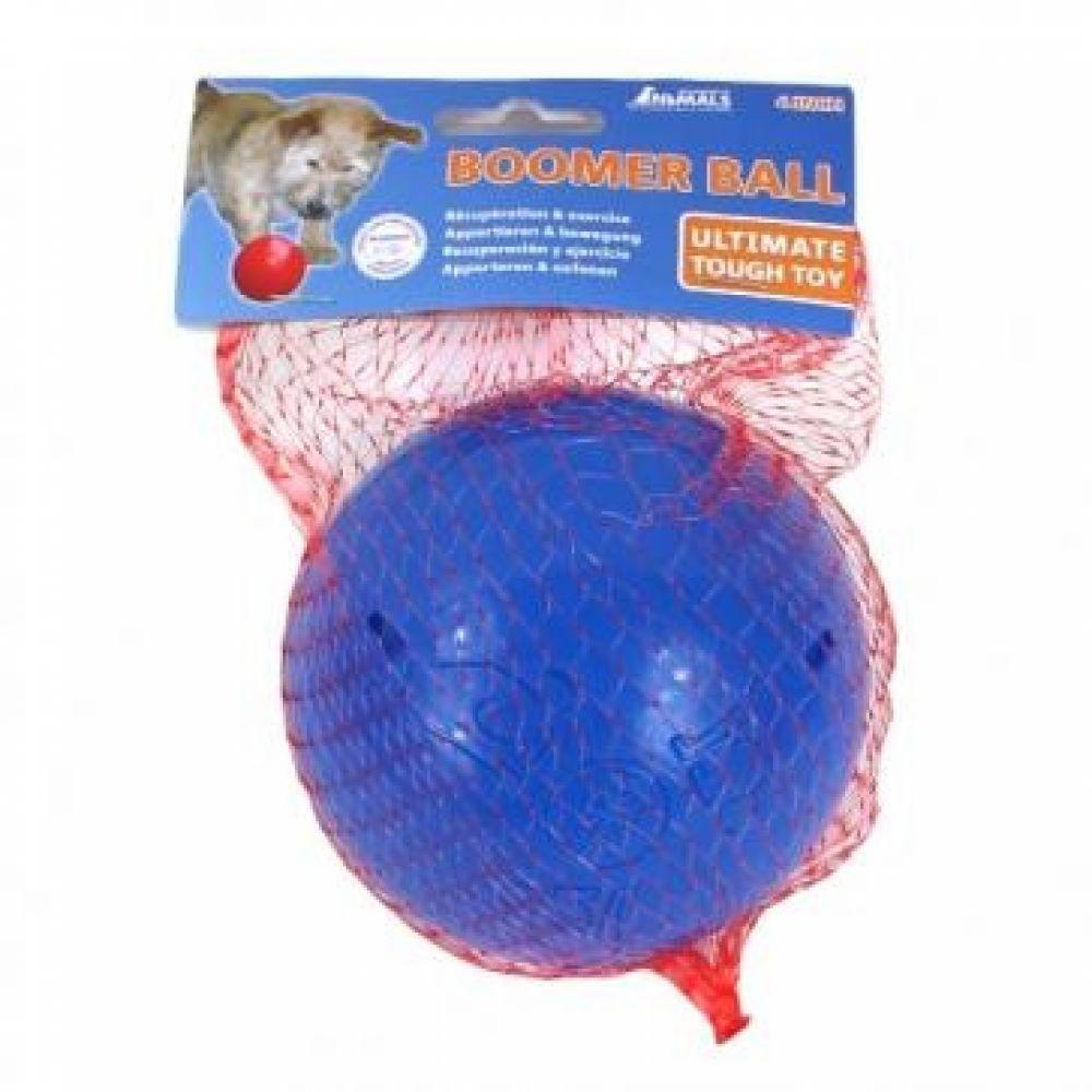 DQ_ODD219 부머 볼 (4in/11cm)-블루 강아지장난감 움직이는강아지장난감 강아지노즈워크 애견용품 강아지훈련