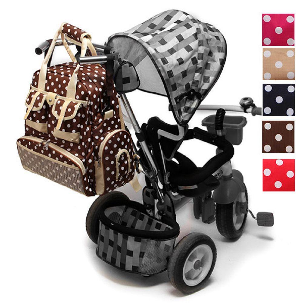 엄마의 기저귀 가방 203296 기저귀가방 유모차가방 출산가방 기저귀백팩 국민기저귀가방