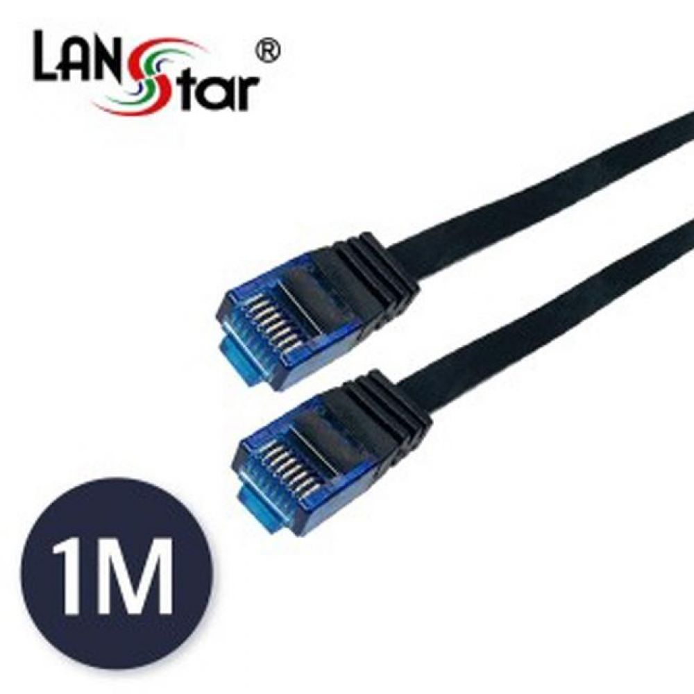 CAT.7 UTP 기가 랜 케이블 평면 FLAT 1M 연선 검정 컴퓨터용품 PC용품 컴퓨터악세사리 컴퓨터주변용품 네트워크용품 랜선 인터넷케이블 기가랜선 utp케이블 공유기 hdmi케이블 랜커플러 lan케이블 랜커넥터 평면랜케이블