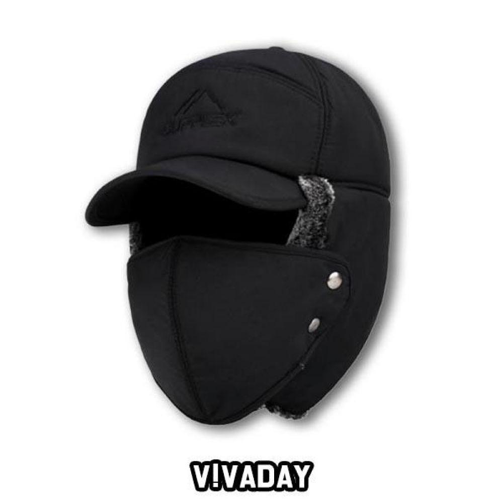 LEA-A21 마스크방한모자 패션잡화 비니 니트 장갑목도리 모자 머플러 내복 브라 언더웨어