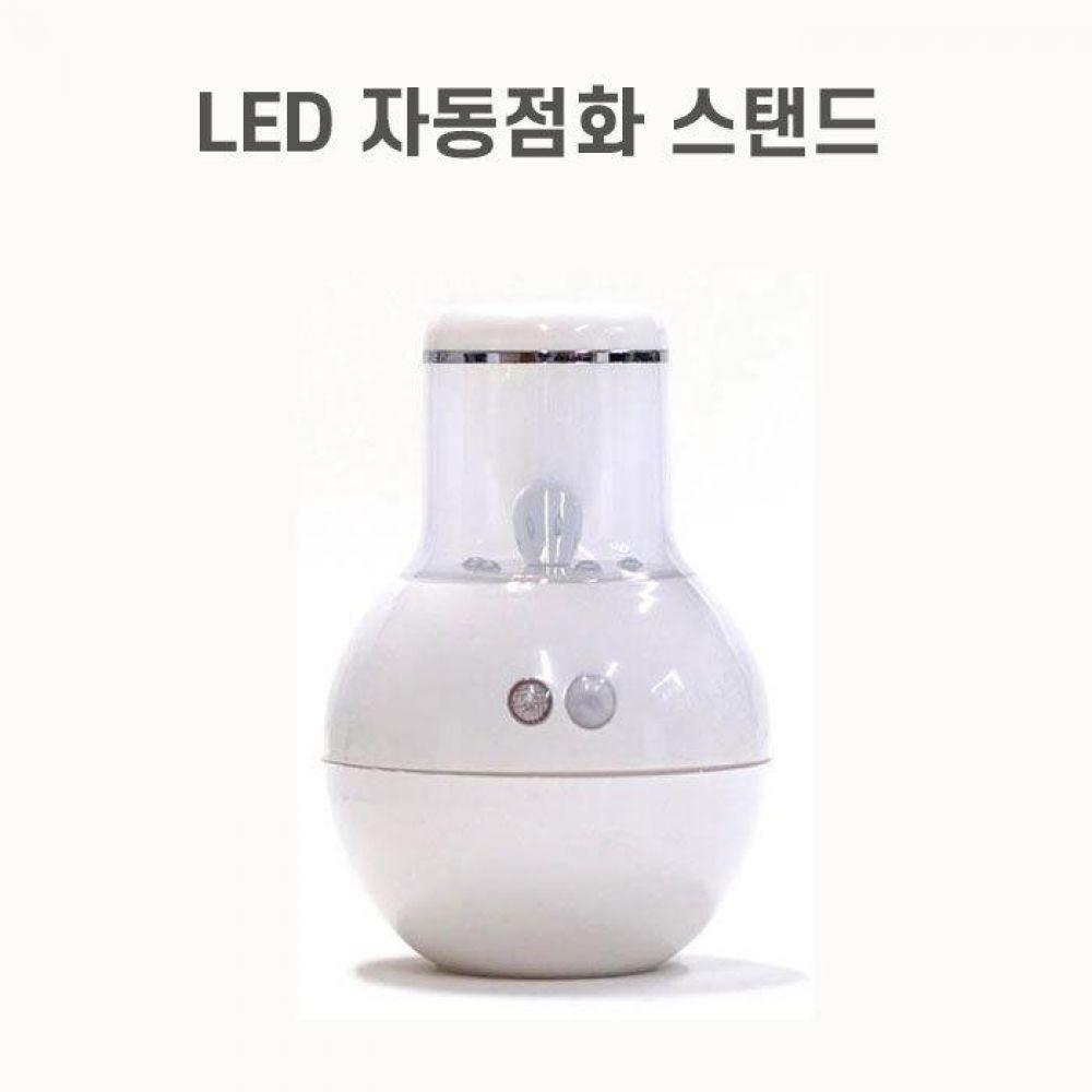 건전지사용 LED램프 무선 자동점등 미니스탠드 LED등 책상스탠드 센서등 무선스탠드 스탠드등 책상스텐드 무선센서등 LED무드등 미니스탠드 LED램프