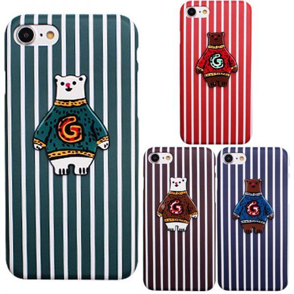 갤럭시S10(5G) 큐티 곰돌이 하드 케이스 G977 곰케이스 귀여운케이스 특이한케이스 유니크케이스 하드범퍼