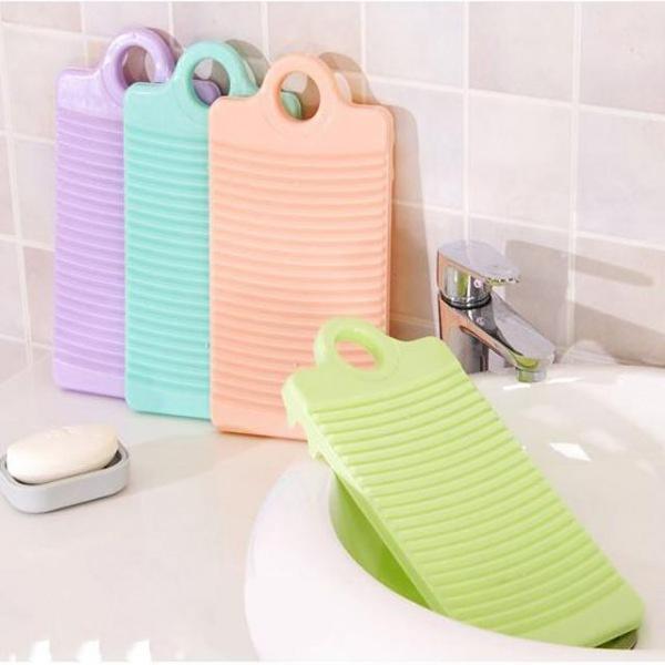 욕실세탁용품 속옷양말 세면대빨래판 욕실 미니빨래판