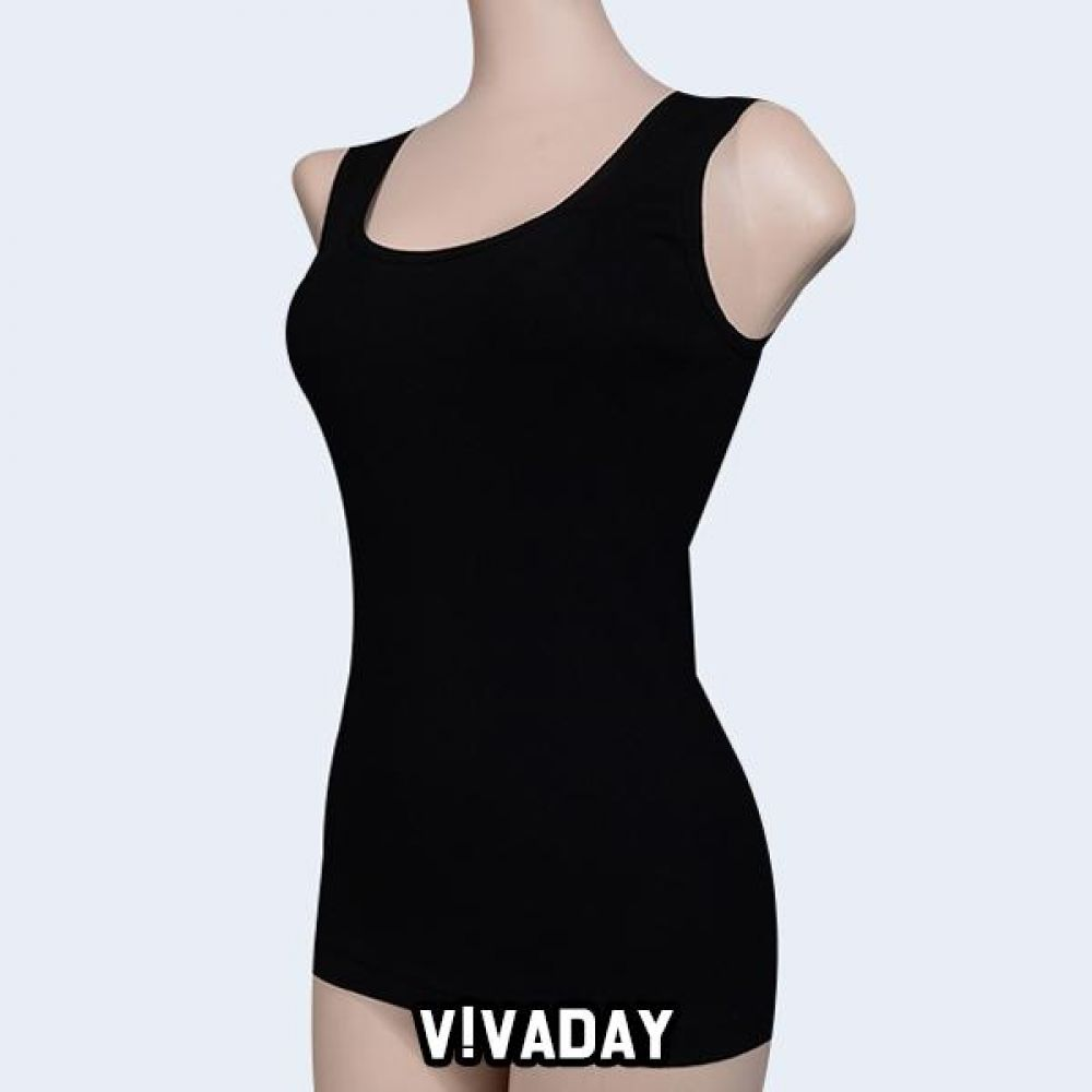 VIVADAY-SC317 골지 여성런닝 팬티 속바지 트렁크 속치마 속옷 여성속옷 남성속옷 런닝 나시 반팔